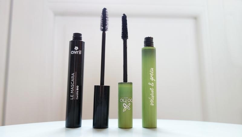 battle mascara bio petit prix avril beaut vs boho green. Black Bedroom Furniture Sets. Home Design Ideas